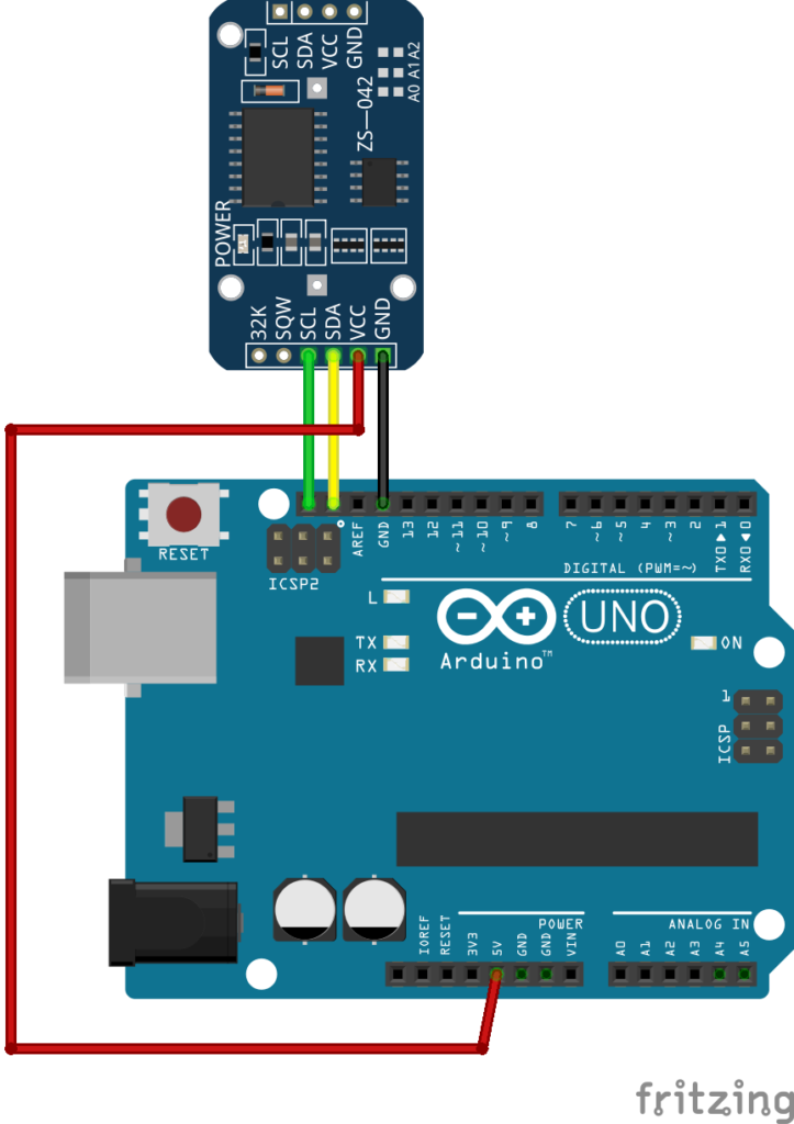 ArduinoUno_DS3231_RTC_fritzing